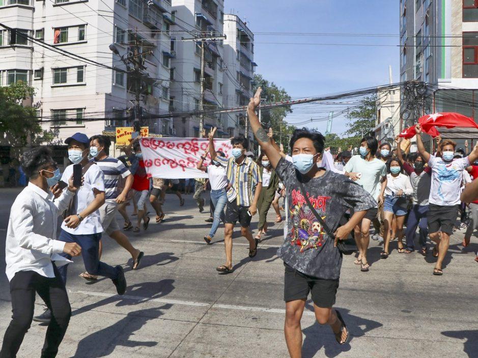缅甸将遣返被捕日本记者 盼修补两国关系