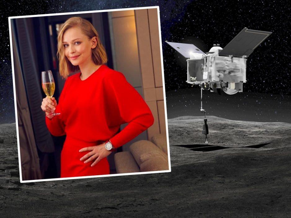 俄罗斯将派女星导演到国际太空站拍戏 料十月启程