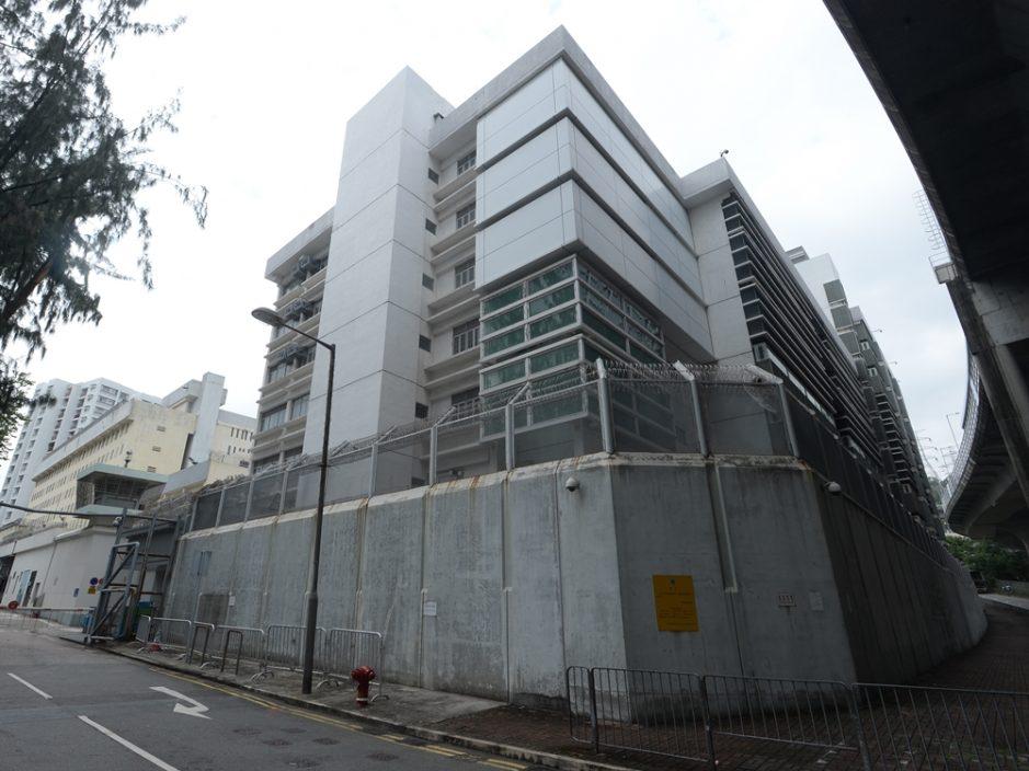 荔枝角收押所23岁男囚犯遭袭击 头部受伤送院治理