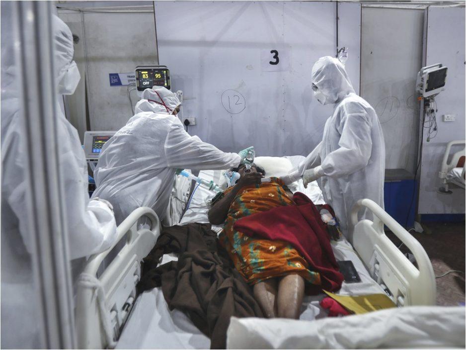 印度四旬妇染疫住院 惨遭性侵后病情恶化当晚离世