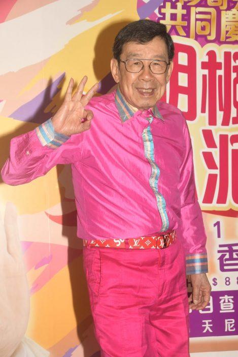 89岁开骚破红馆纪录 胡枫望加场想曾江谢贤捧场
