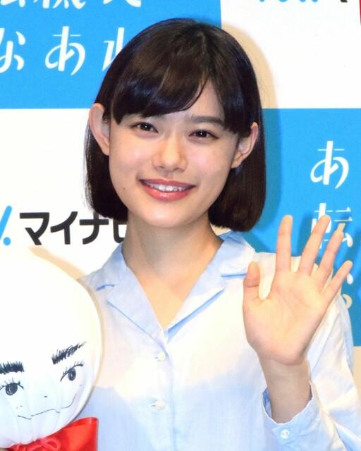 晨早剧《小女侍》收视差无阻上位    杉咲花孖松本润做新戏女主角