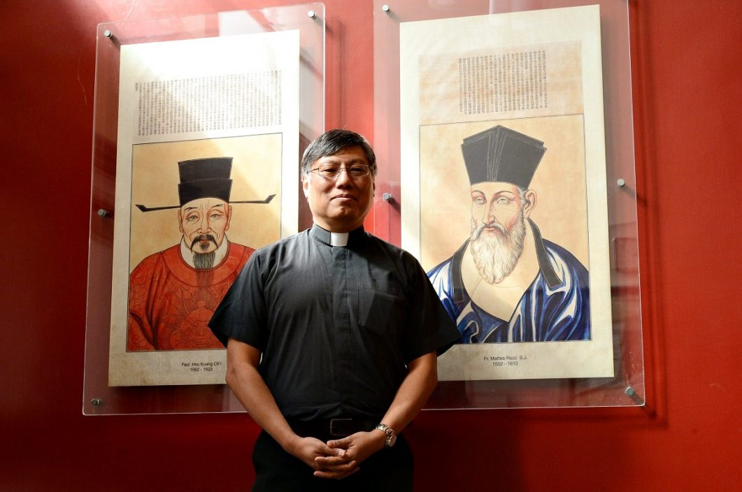 教宗已任命神父周守仁为香港教区下任主教