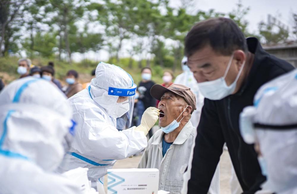 内地增22宗确诊 4宗来自辽宁本土
