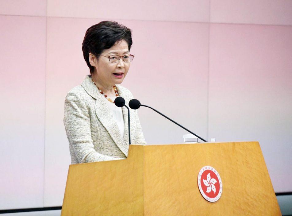 林郑:食衞局下午公布海外医生来港草案 6月2日首读
