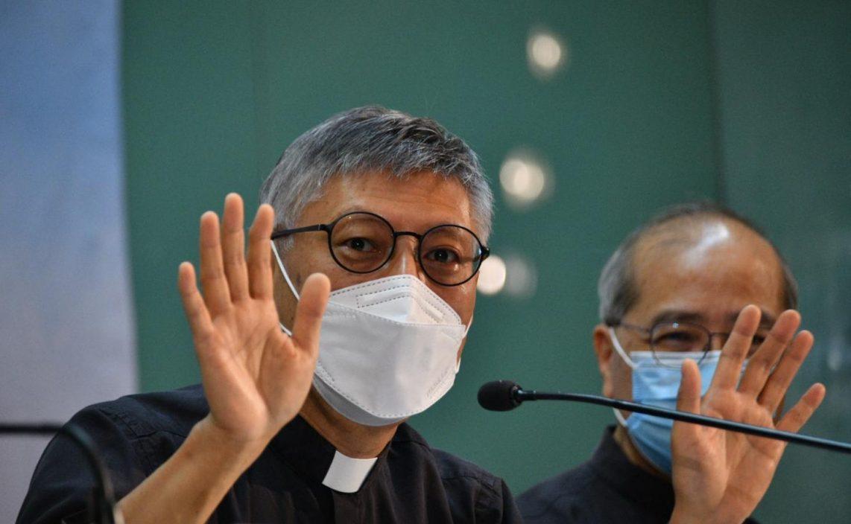 指教区主教任重道远 周守仁冀政府聆听各界声音修补撕裂