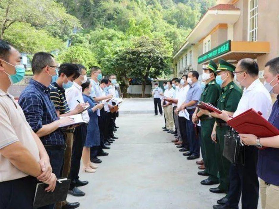 疑酒店隔离时染疫 5名中国专家赴越南考察后确诊