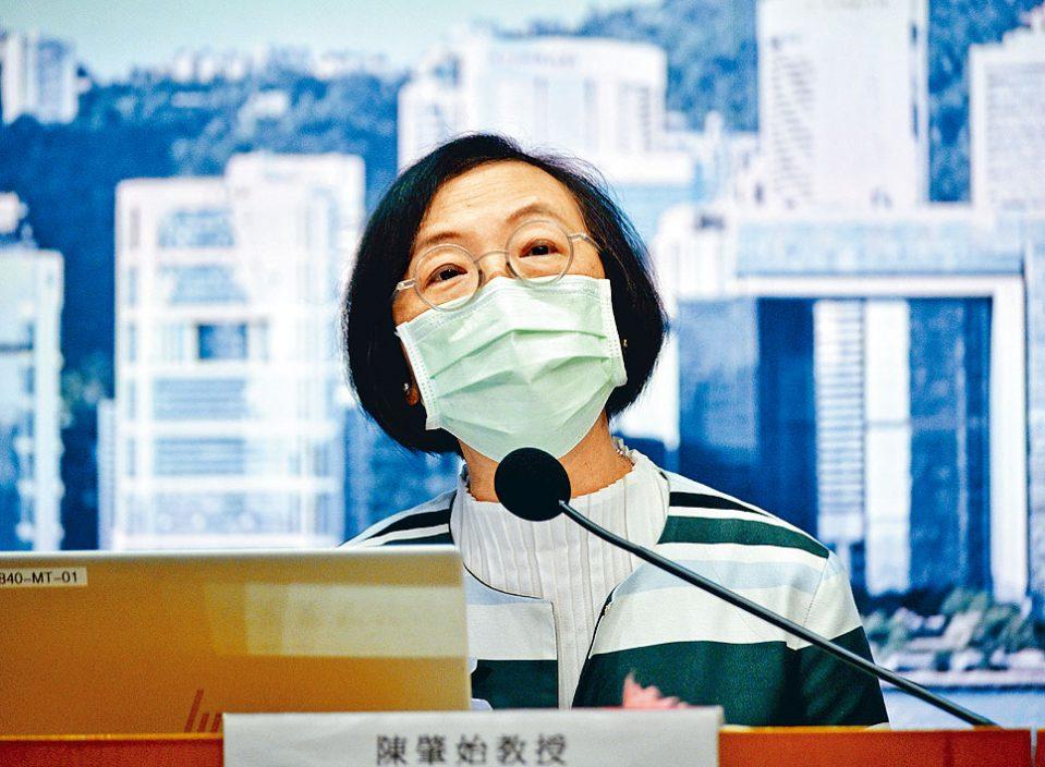 陈肇始指不会单靠引入海外医生 解决公营医护缺人手问题