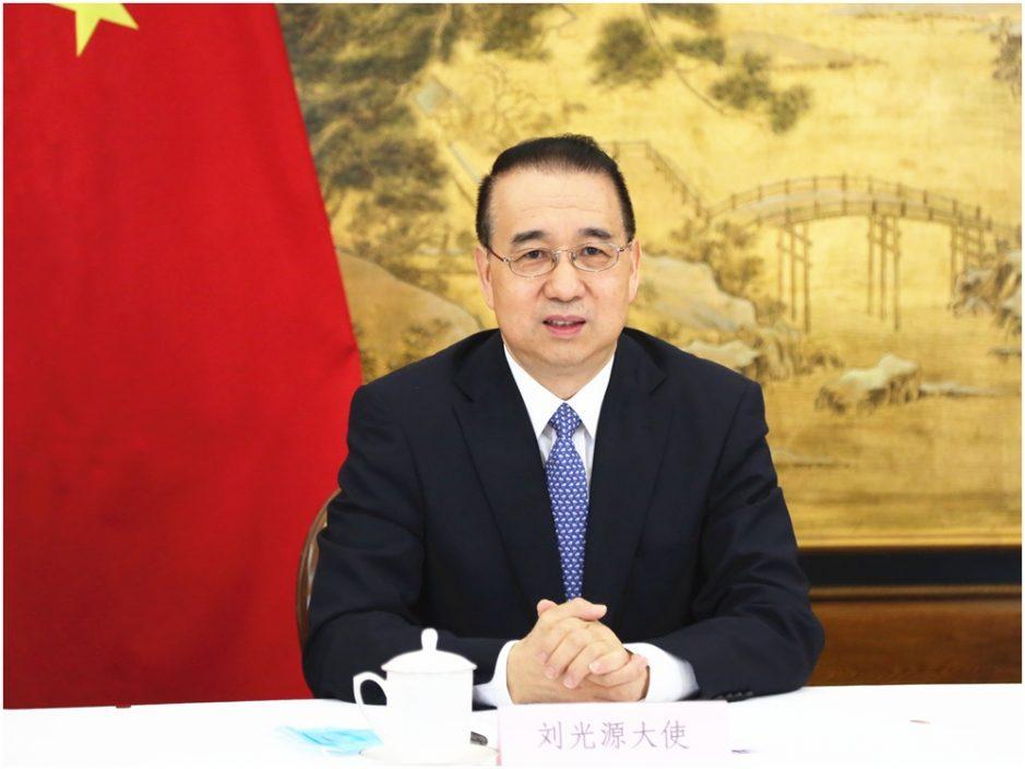原波兰大使刘光源接替谢锋 出任外交部驻港特派员