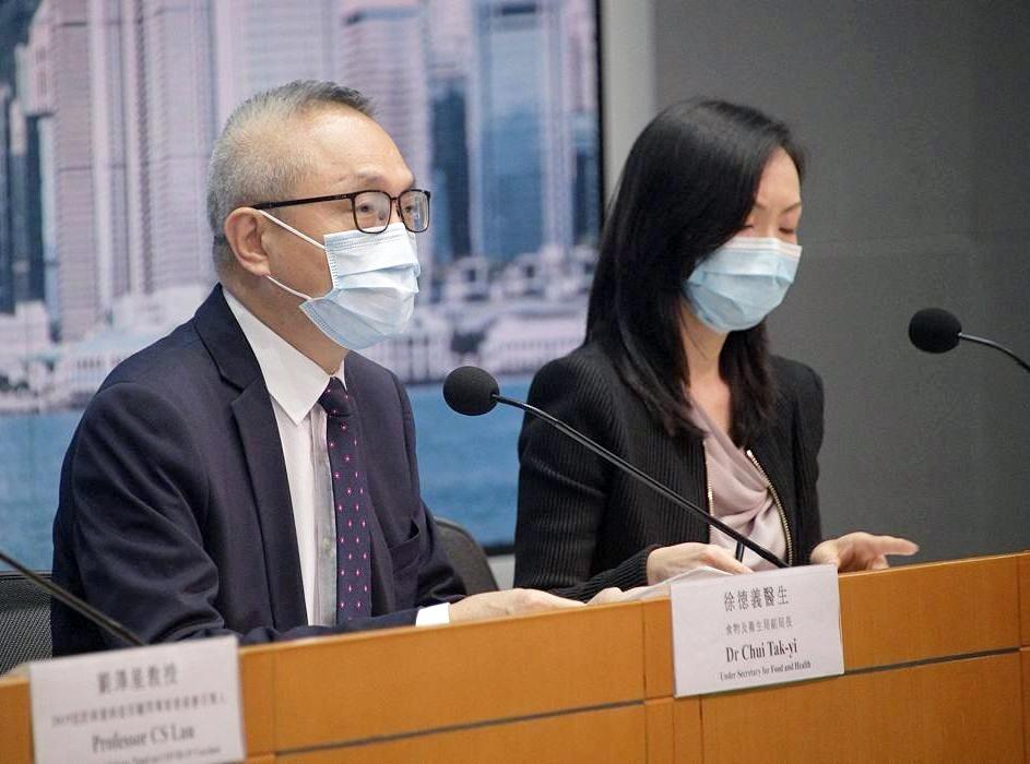 徐德义:已要求药厂提供资料 再决定会否降低接种年龄下限