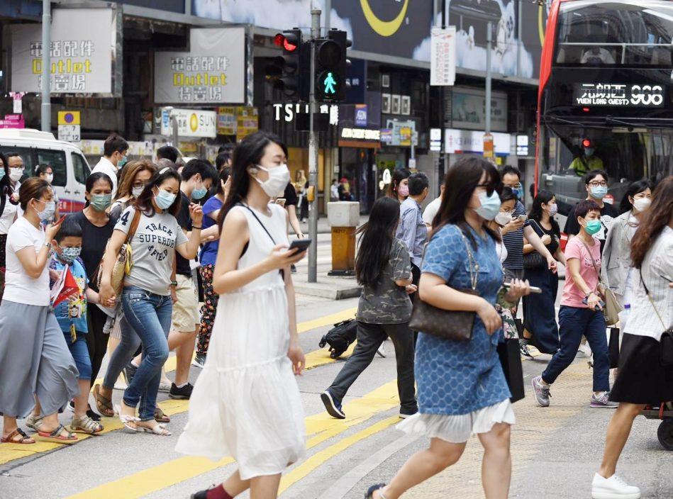 印尼抵港29岁女染疫 连续5日本地零确诊