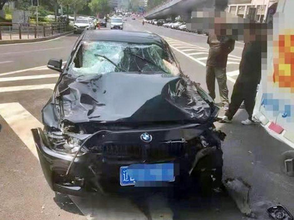 大连私家车直冲斑马线致4死3伤 肇事司机逃逸被捕