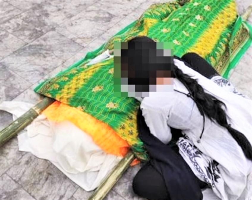"""印度确诊妇惨遭3医护性侵 医院疑为""""封口""""强行插喉"""
