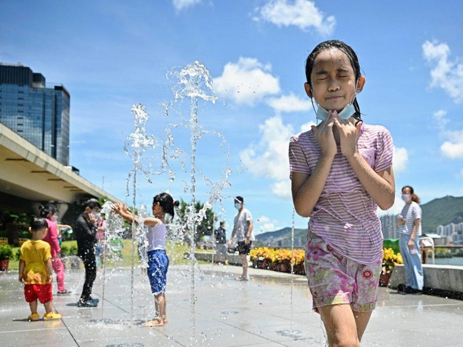 未来几日持续酷热  周末骤雨增多
