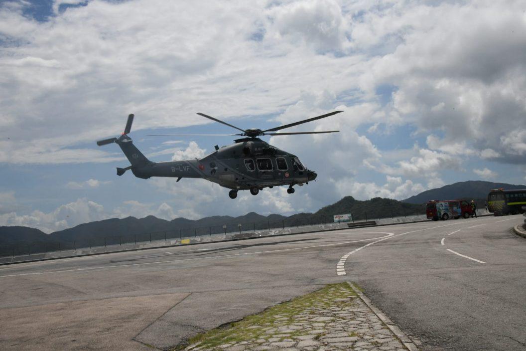 酷热下独行八仙岭33岁男失踪 救援人员续搜索未有消息