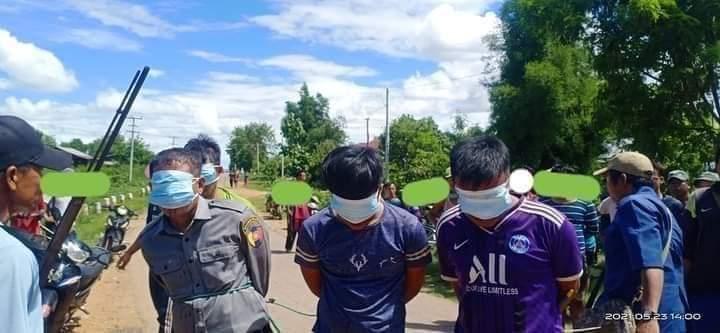 缅甸民兵进攻警署 杀逾20名警员捉4人