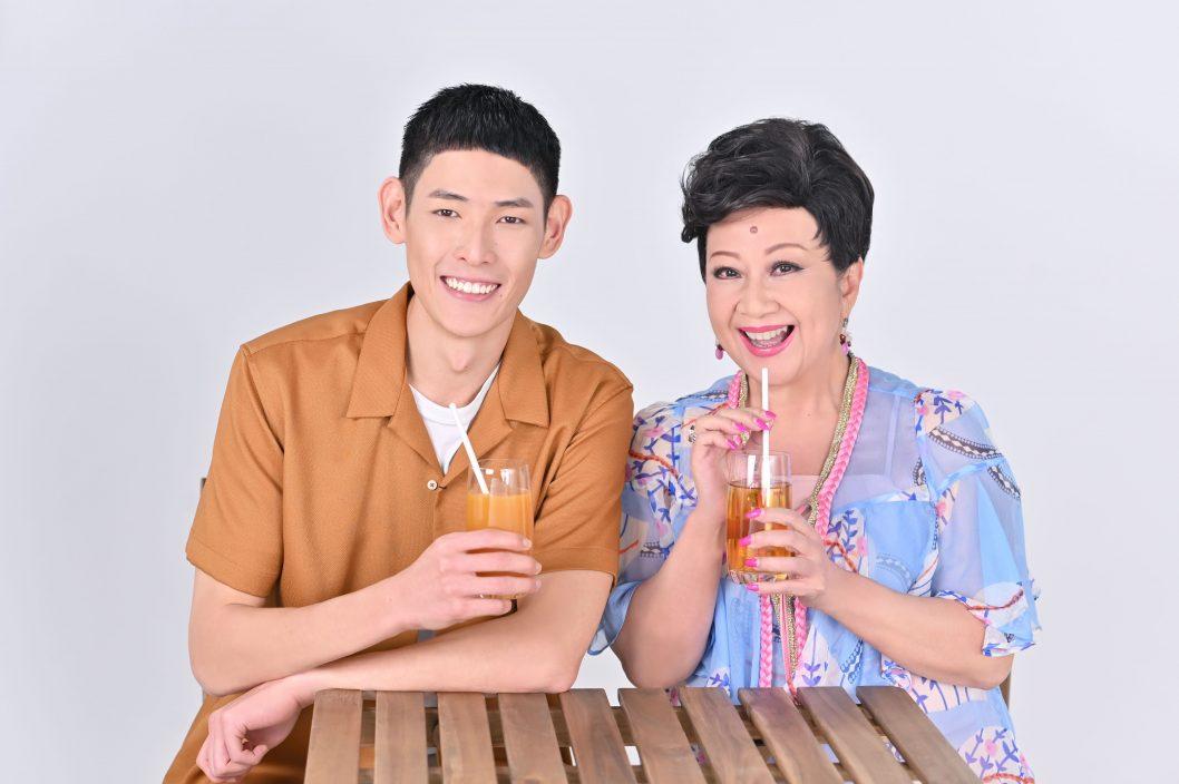 """新抱Zoe临盆在即晒索爆孕照 传家燕嫲嫲首抱男孙""""玩""""住先"""