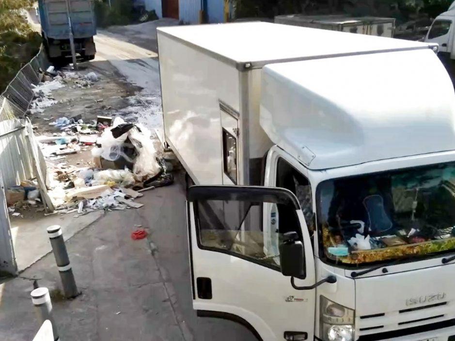 4名车主涉非法弃置废物 被判罚款8千元