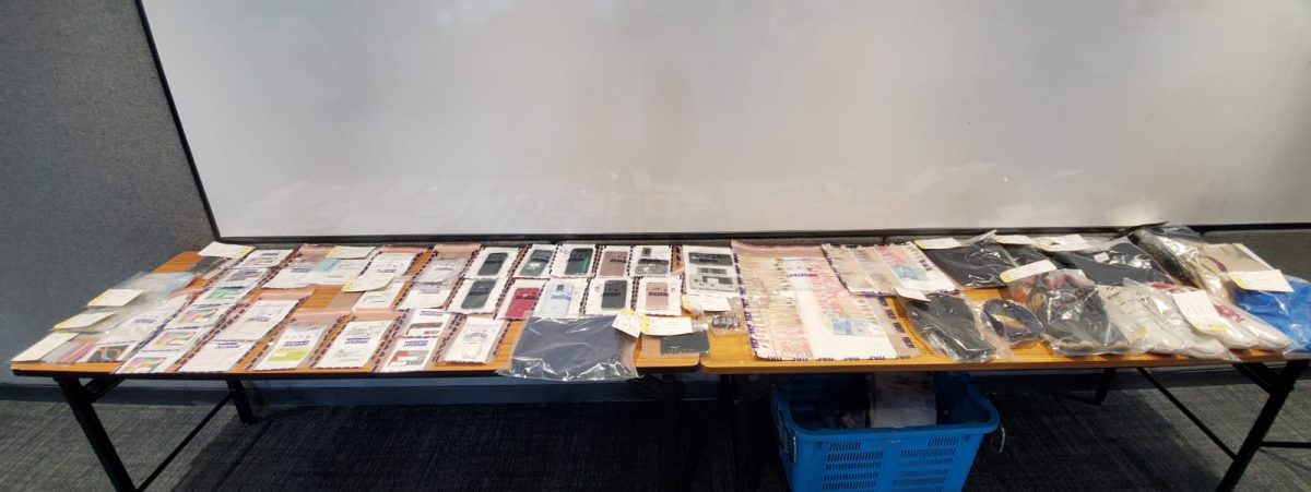 讹称出售现金券抢走87万元 警拘9人涉串谋行劫等