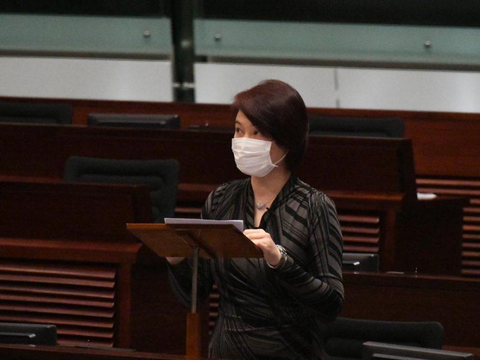 完善选举草案二读辩论明日再续 叶刘倡订立参选人客观标准