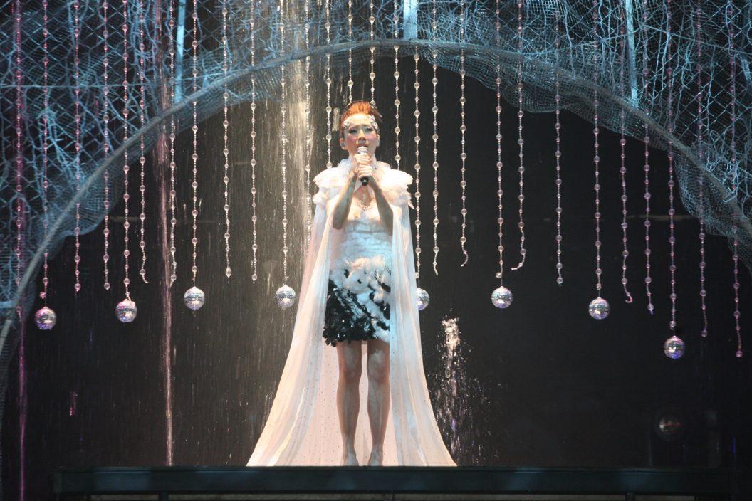 入纸红馆明年开20周年纪念Show     关心妍欣赏CY唱功邀做嘉宾