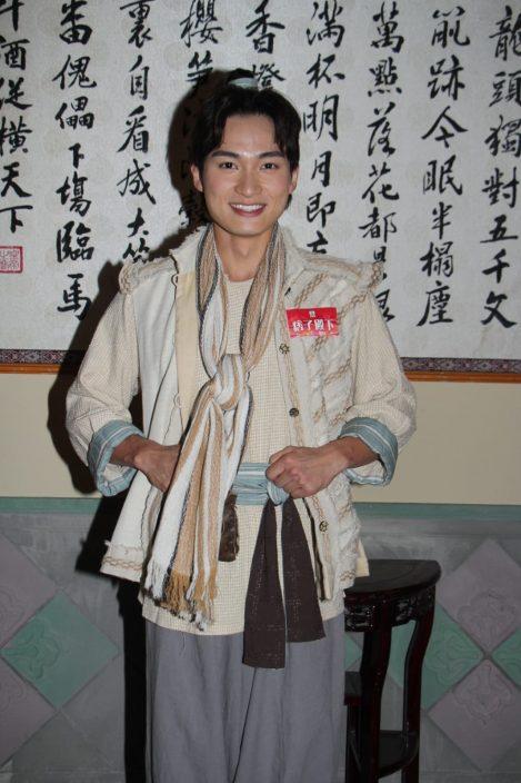 【TVB新剧《痞子殿下》】被周嘉洛错手打面  陈滢揾机会报复