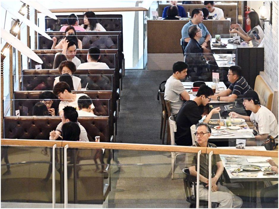 【打针有着数】张宇人:逾千食肆有意参与七折优惠