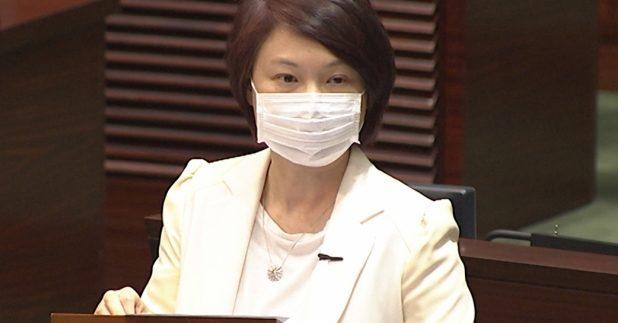 李慧琼說,如法庭裁定某議員、某日開始失去議員資格,由該日起不再享有任何相應待遇。