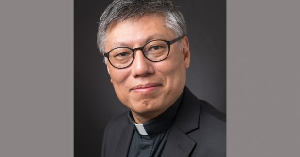 周守仁神父獲任命天主教香港教區下一任主教。(天主教香港教區提供)