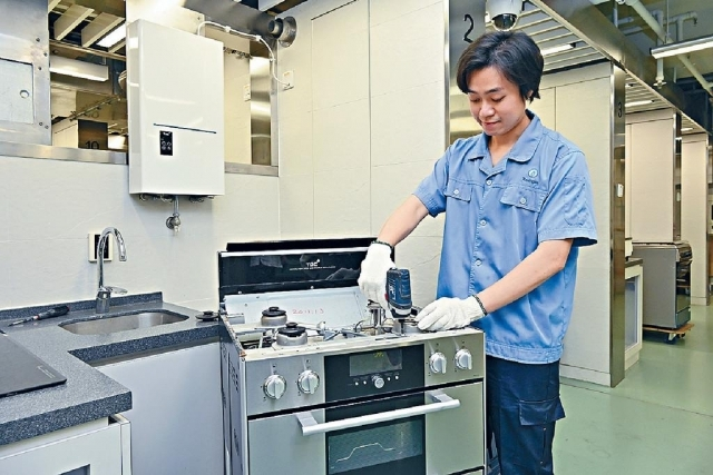 職專文憑課程 裝備專業技能 接通升學專業發展路