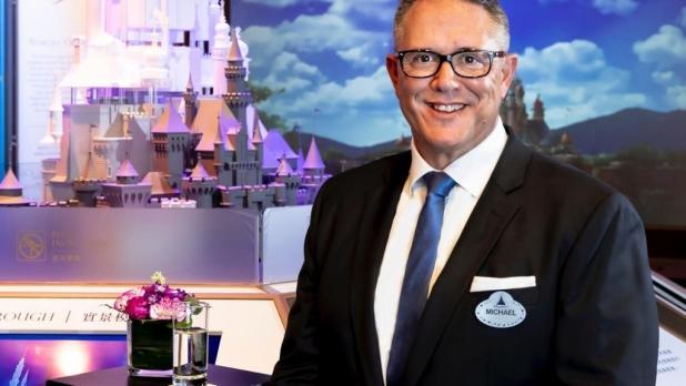 莫偉庭表示,樂園已獲華特迪士尼公司提供一筆21億元周轉貸款,因此樂園無計劃向立法會尋求注資,現階段亦無計劃裁員及加票價。 (迪士尼提供)
