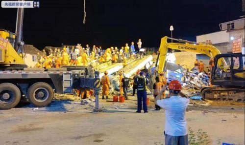 湖南郴州汝城民房垮塌已致3人死亡,仍有2人被困