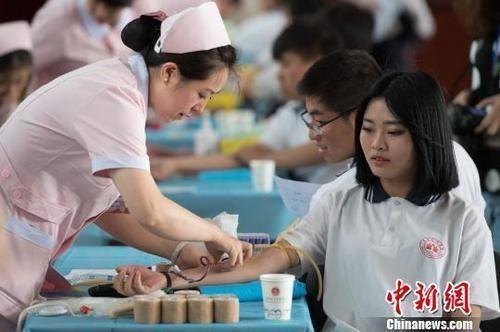 今天是世界献血者日 你曾为爱伸出手臂吗?
