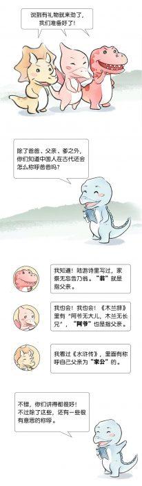 中国人在古代怎么叫爸爸?