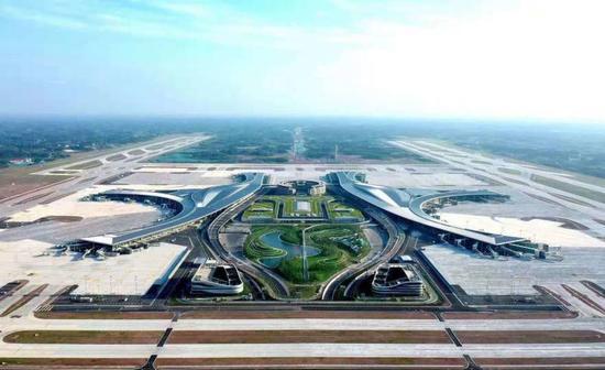 天府国际机场顺利通过使用许可审查