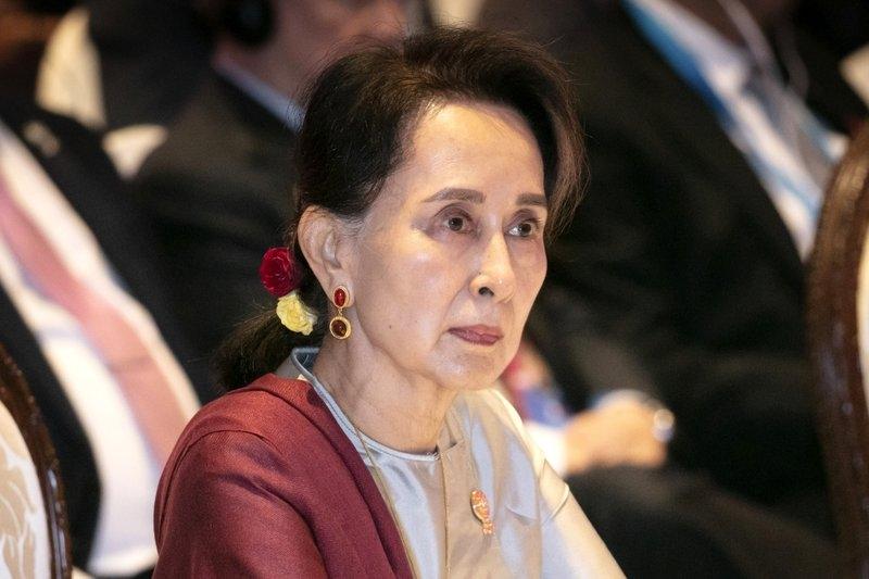 传昂山素姬被缅甸军政府转送到不明地点