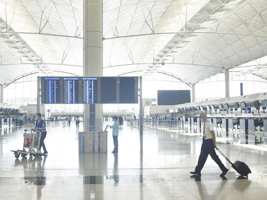 机场客量跌近九成收入大减 机管局料需3至4年才回复