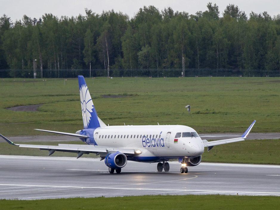 欧盟宣布制裁白俄航班 禁止飞越领空或使用机场