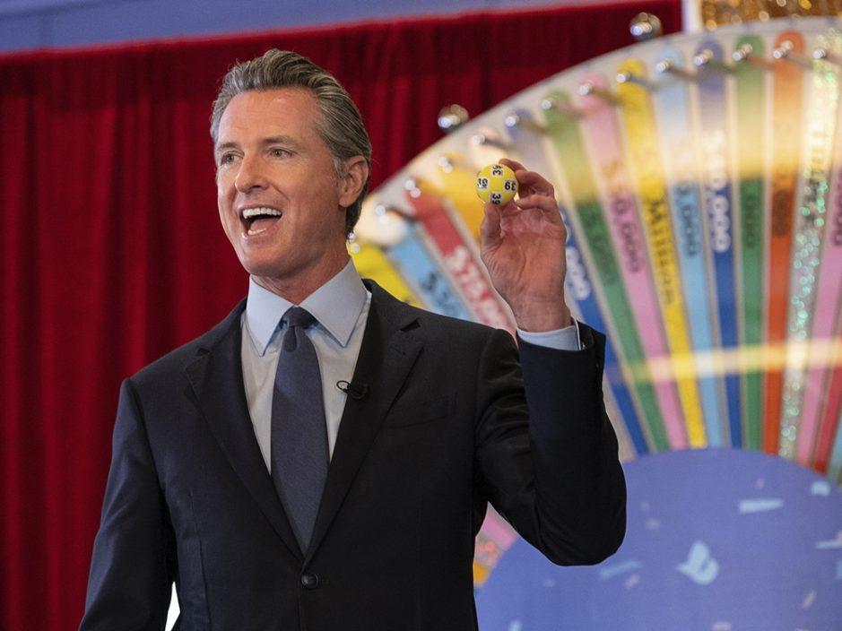 加州疫苗大抽奖首轮结果出炉 15人中奖各获5万美元