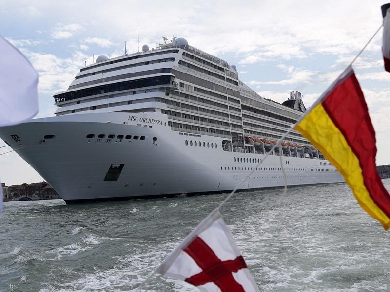 意大利疫情舒缓 邮轮旅游复航