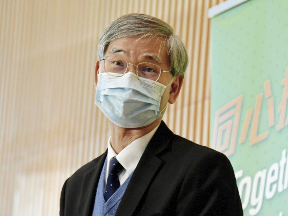 罗致光:须短期内增加院舍疫苗接种率 否则探访安排放宽无期