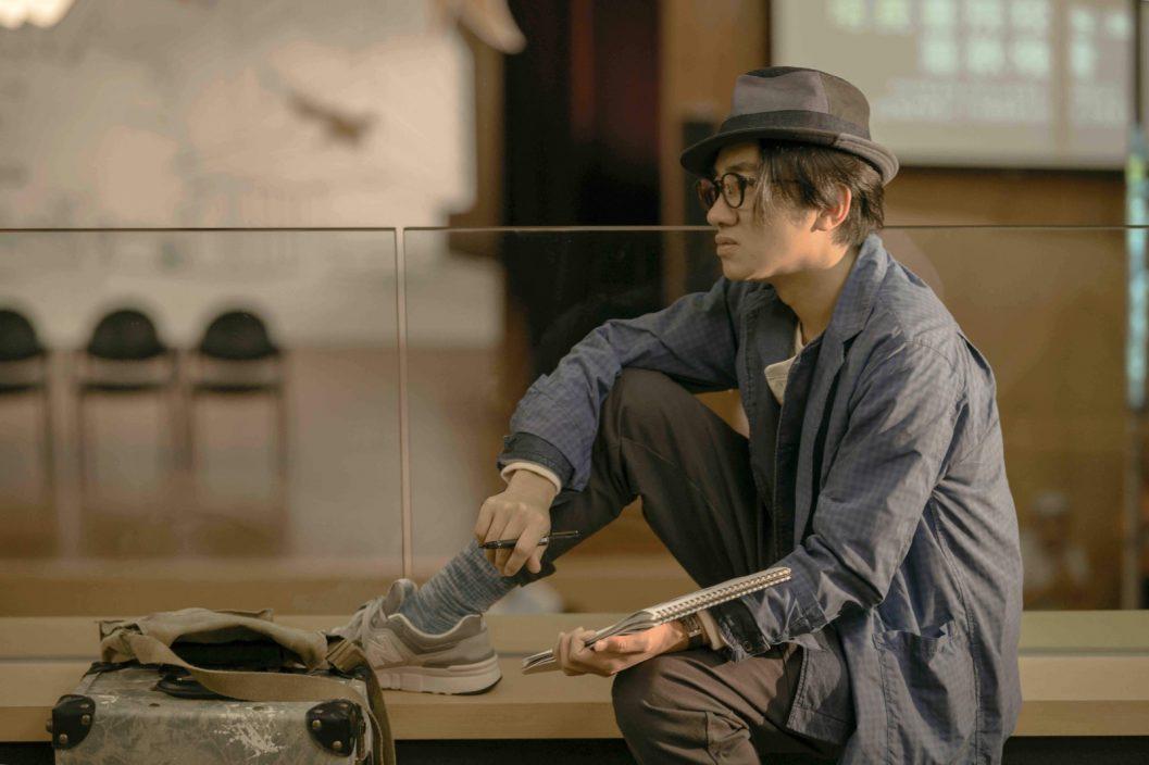 《给我1天》入围三大影展     阿Sa祖蓝成长地拍戏勾起大量回忆
