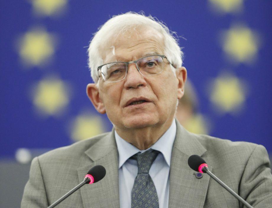 欧盟谴责香港修改选举制度或派员到港 中方批干预香港事务