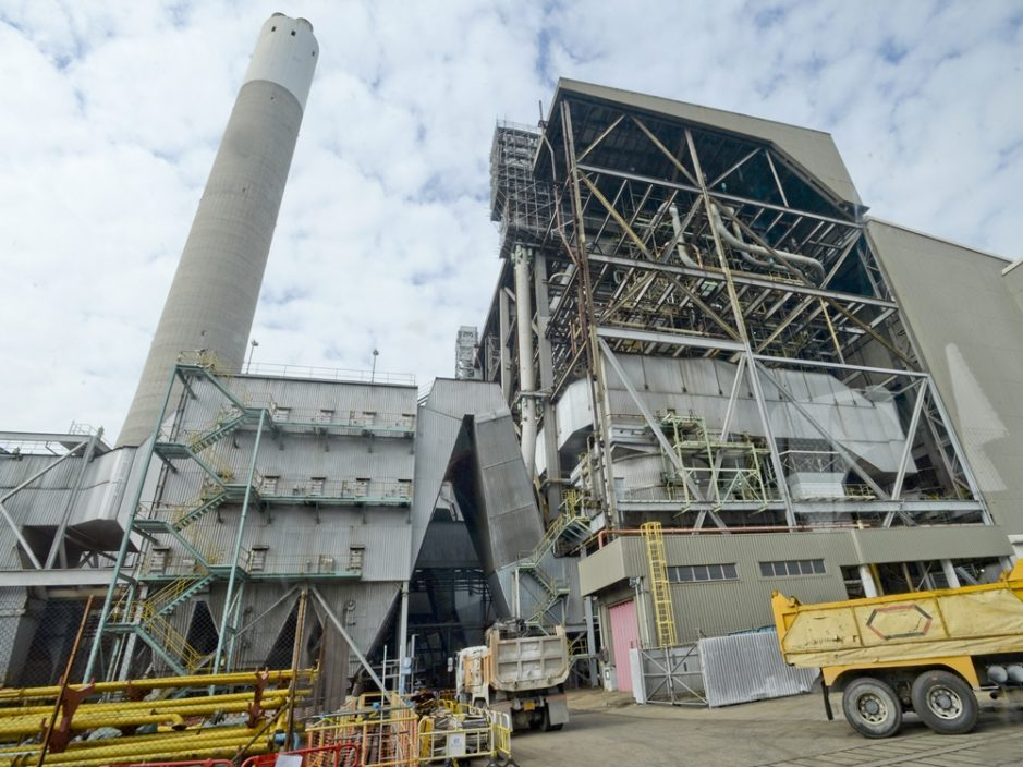 立法会通过技术备忘录 减低发电厂污染物排放