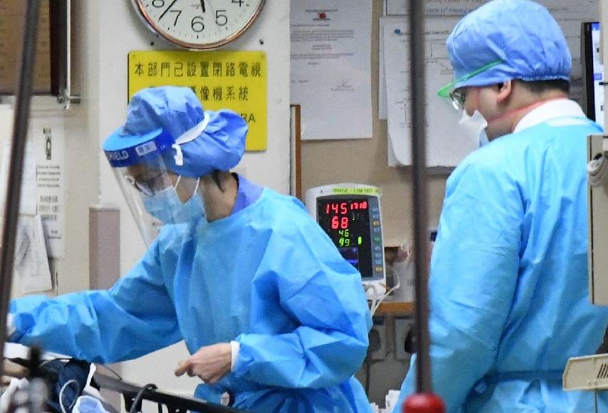 再多3名新冠患者康复出院 仍有1人危殆