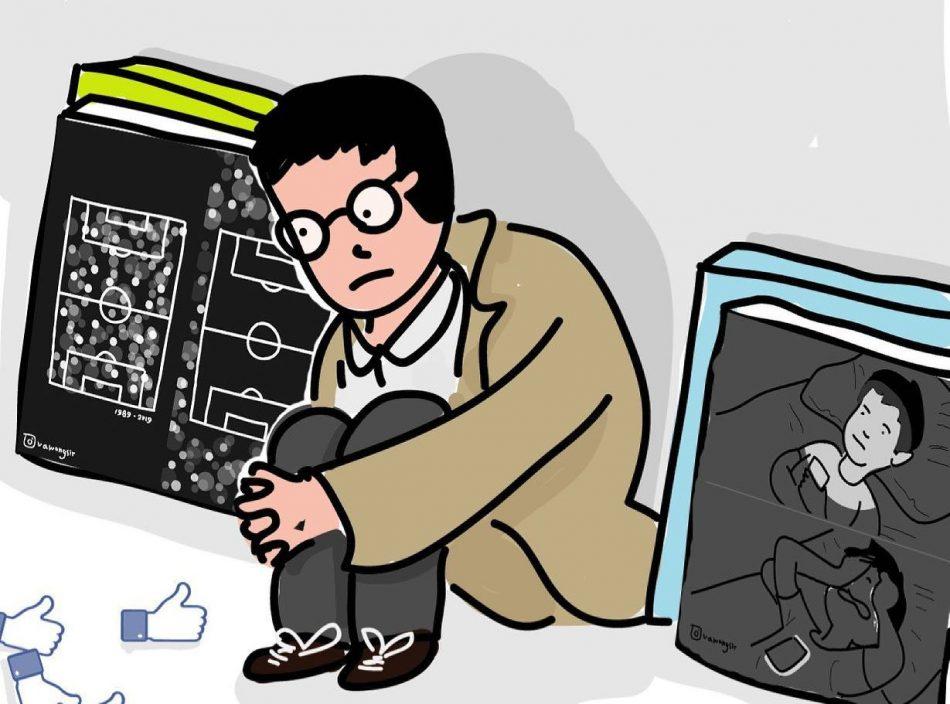 画政治漫画遭投诉 视艺老师辞去日校工作