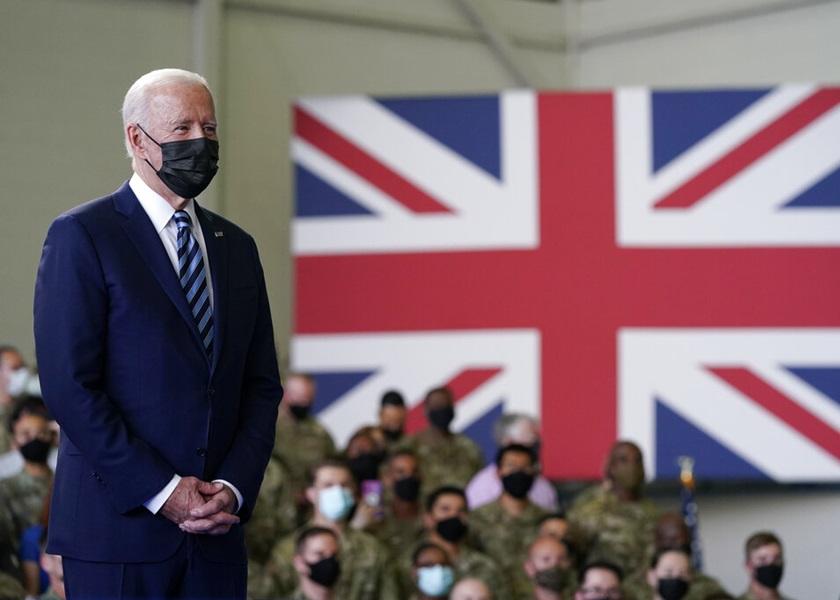 英美两国将签署新版《大西洋宪章》 商讨双边旅游解禁