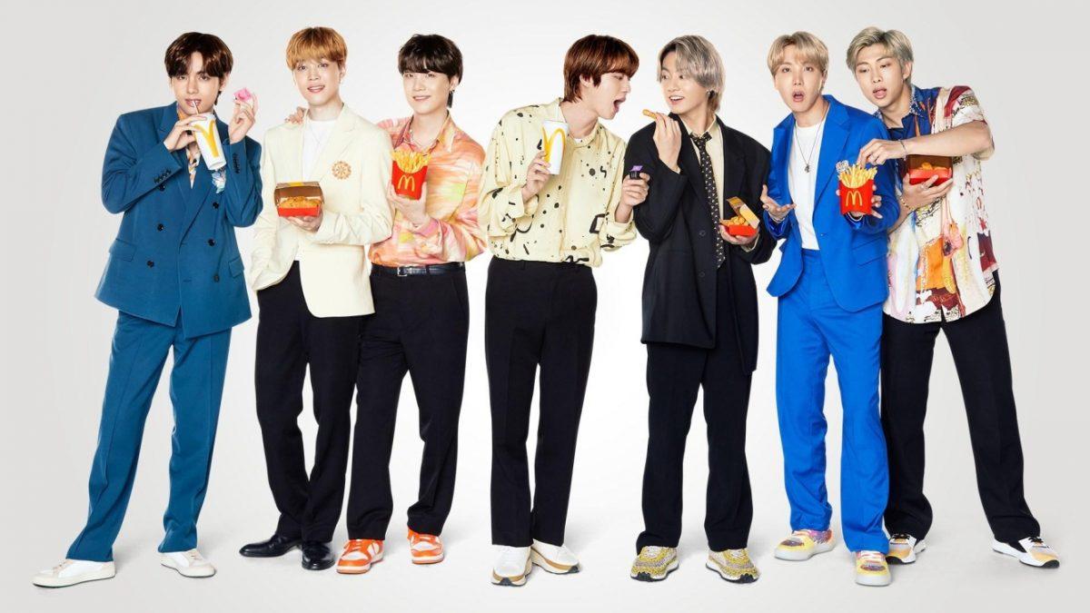 印尼麦当劳推BTS餐 外卖不胜负荷首都32间分店暂停业