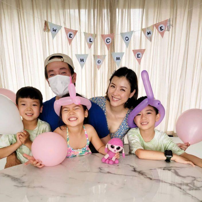结婚8周年 陈茵媺愿与陈豪继续携手共度余生