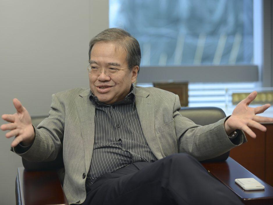 """胡定旭:中央对香港经济""""有求必应"""" 助提升国际影响力"""
